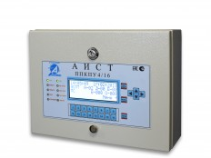 Control panels for extinguishing systems (AIST)
